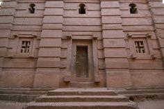 Bet Amanuel Lalibela, Ethiopia | Pictures of Ethiopia - the monolithic Bet Amanuel church, Lalibela