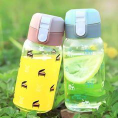 Blue Soma Crystal Polypropylene BPA Free Cycling Water Bottle 22oz