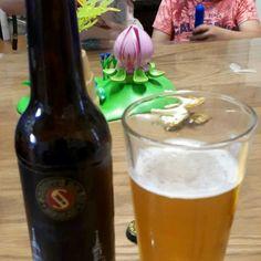 Hoppig pilsje bier