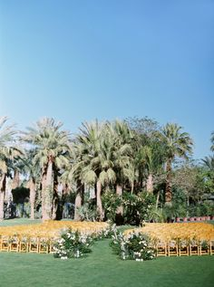 A Classic Meets Playful Palm Desert Wedding at Empire Polo Club