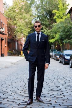 A Well Tailored Suit. | #Style