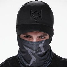 Watch Dogs Aiden Pearce Cap Costume Cosplay Watch Dogs Hat High Quality baseball cap