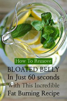 How To Remove Bloated Belly In Just 60 Seconds4