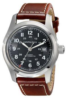82967e414 Best Designer Watches to Wear to the Office - By Price Point. Hamilton Khaki  Field AutomaticSeiko ...