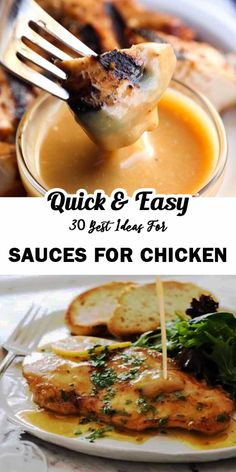 30 Best Tasty Sauce Recipes For Chicken That You Should Save On Hand – Healthy Food: Recipes, food and diet, weight loss