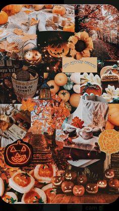 Fall wallpaper & icons !! 👻🎃