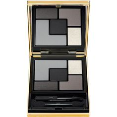 Yves Saint Laurent Beauty Art Palette Eye Shadow - 01 (€55) ❤ liked on Polyvore featuring beauty products, makeup, eye makeup, eyeshadow, beauty, cosmetics, fillers, colorless, matte palette eyeshadow and matte eye shadow
