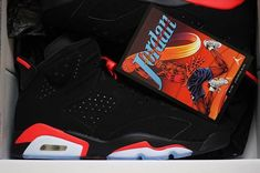 2 10 91 Infrared 6 first revealed by MJ at the 1991 All Star e71d5f775