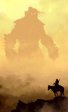 pixalry:  Shadow of the Colossus #2 - Created by Nagy NorbertYou can see #1 here.