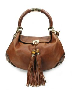 c526ab935d GUCCI ´Indy´ Baboushka Tassel Shoulder Bag Authentic