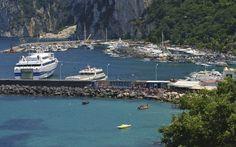 Ferries - Capri