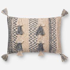 Fur Pillow, Throw Pillow Sets, Lumbar Pillow, Pillow Talk, Grey Pillows, Accent Pillows, Grey And Beige, E Design, Interior Design