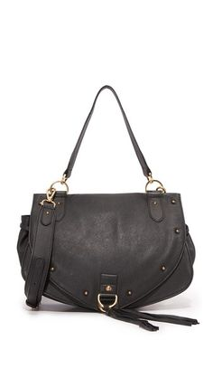 fbc59b8503 SEE BY CHLOÉ Collins Large Saddle Bag.  seebychloé  bags  shoulder bags