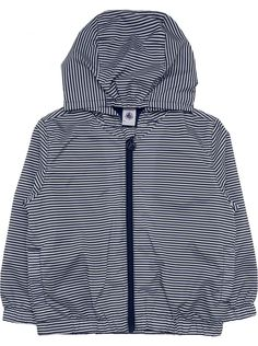 Petit Bateau Boys Brume Jacket In Blue | ELIAS & GRACE