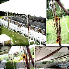 Candlelight Farms Inn . . . right over the border in CT.  Along with Event Caterers, amazing service in an amazing setting, highly recommended for your wedding day!  -- DJ Bri