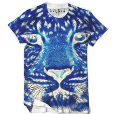 Inverted Leopard Men's Tee