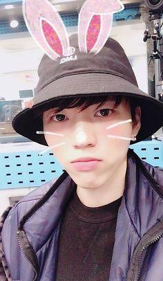 180110 @lovegame IG update #WooHyun