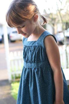 sevenberry garden party dress // probably actually