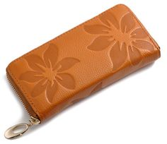 Special offer Women Wallets Fashion Flower Print Genuine Leather Wallets Women Clutch Wallets Lady Vintage Clutch Bag Coin Purse for Women just only $10.07 with free shipping worldwide  #womanwallets Plese click on picture to see our special price for you