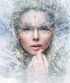 The Ice Queen - Iniwini ✨ @bazaart
