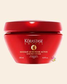 KERASTASE Soleil Masque UV Defense Active Boyalı Saçlar İçin Renk Koruyucu UV Korumalı Aktif Maske 200 ml