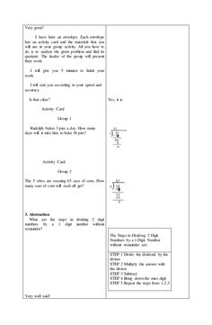 Lesson Plan in Math II Lesson Plan Examples, Daily Lesson Plan, Science Lesson Plans, Lesson Plan Templates, Science Lessons, Kids Background, Kids Pages, Grade 2, Mathematics