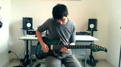 Brava - Mina guitar cover, Marco Mazzuoccolo