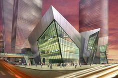 MGM MIRAGE City Centre Studio Daniel Libeskind