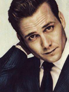 Harvey Specter Fan Art by Natassa #Suits