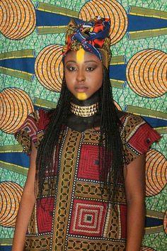 Africa-Vogue