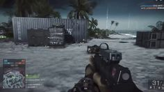 BF4 BEST PERSONAL DEFENSE WEAPON (PDW) GAMEPLAY