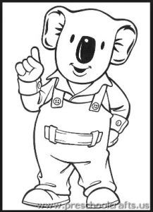 Free Printable Koala Coloring Pages For Toddler