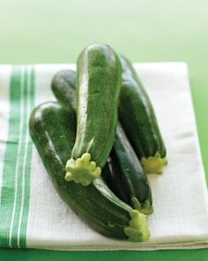 Over 60 recipes for zucchini & summer squash