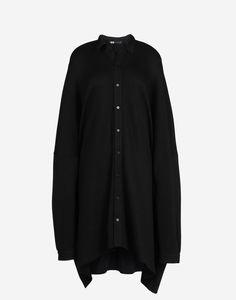 Y-3 Online Store -, Y-3 Winter Shirt Dress