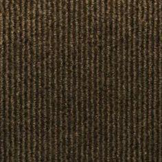 sisteron walnut wide wale texture 18 in x 18 in carpet tile 10 tilescase - Carpet Tiles Lowes