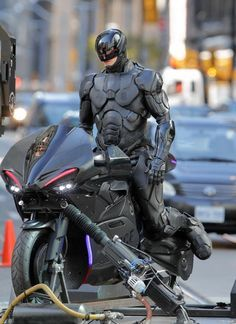 this movie can not come out fast enough ... ROBOCOP (due out late 2013, early 2014)