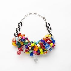 Jewelry by Anne Sophie Cochevelou. Shop here. | Lustik
