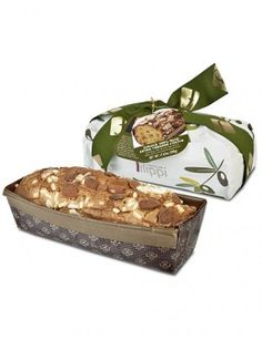 Extra Virgin Olive Oil Panettone from Filippi - Traditional Panettone made with EVOO in place of butter - dairy free! From Filippi of Italy, using their 40-year-old yeast starter.