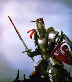 Digital Photography Fantasy Art   Medieval Knight Art Fantasy, knight, medieval)