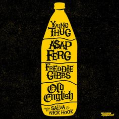 'Old English' by Young Thug, A$AP Ferg & Freddie Gibbs #OldEnglish #YoungThug #A$APFerg #Freddie Gibbs #Salva #NickHook #Rap #NewMusic #Music #HipHop #PRVNCE #Province