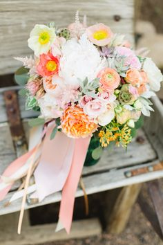 A whimsical boho barn wedding by Connie Whitlock Photography - Wedding Party