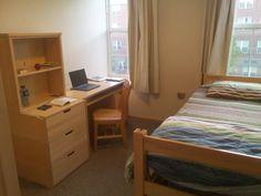 Lucas Camilio: Meu quarto na University of Idaho - EUA