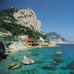 The island of Capri, Italy...Loved this little island and all it had to offer. Simply breathtaking.