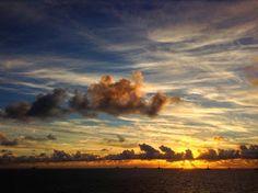 7 weeks offshore in Brazil