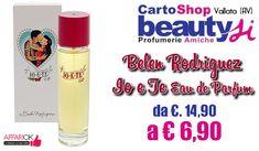 Promo BELEN RODRIGUEZ Io E Te Eau De Parfum Da Carto Shop Beauty Si