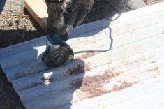How to Build Raised Garden Beds With Corrugated Metal Metal Raised Garden Beds, Building Raised Garden Beds, Raised Flower Beds, Raised Beds, Raised Planter, Garden Tool Organization, Garden Tool Storage, Storage Sheds, Garden Tool Shed