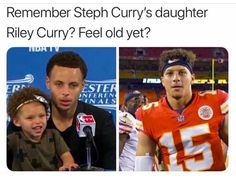7337f776e639 From Riley Curry to Patrick Mahomes.