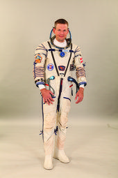 Andreas Mogensen launch moved by a day / iriss / Human Spaceflight / Our Activities / ESA
