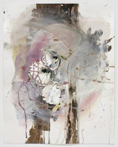 vjeranski | Elizabeth Neel, Remote control, 2010, Monica De...