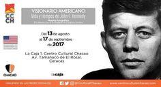 Exposición Fotográfica se acerca a John F. Kennedy en el Centro Cultural Chacao http://crestametalica.com/exposicion-fotografica-se-acerca-john-f-kennedy-centro-cultural-chacao/ vía @crestametalica